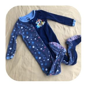 Disney Mickey Cotton Sleeper 24M